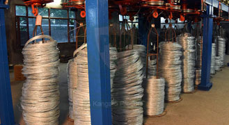 Round Galvanized Wire